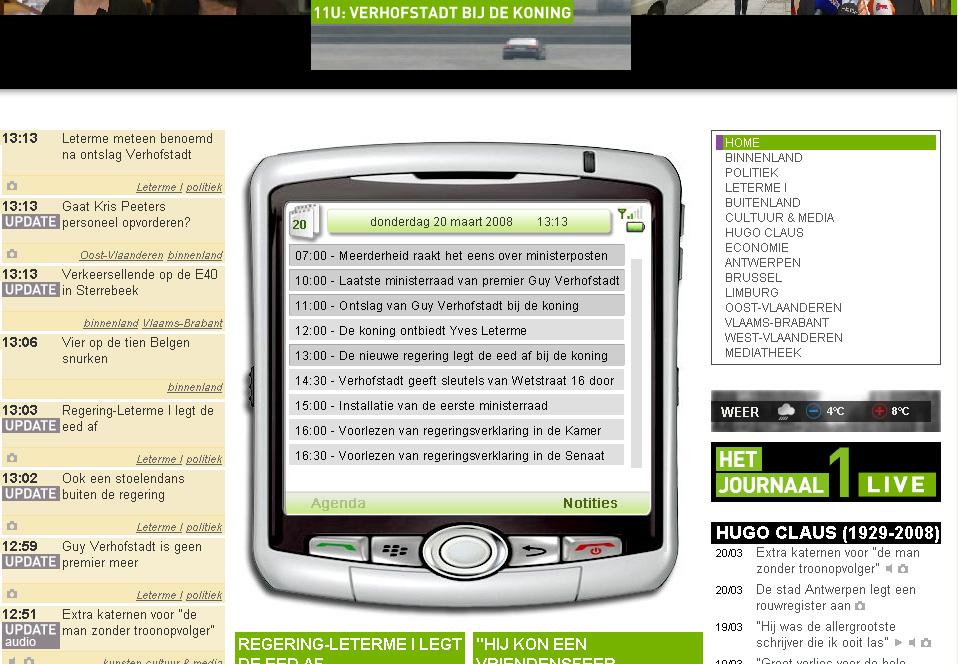 Blackberry nieuws